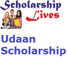 Udaan Scholarship