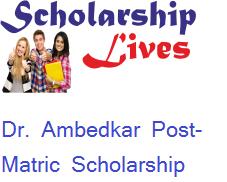 Dr. Ambedkar Post-Matric Scholarship