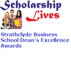 Strathclyde Business School Dean's Excellence Awards