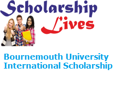 Bournemouth University International Scholarship