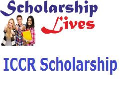 ICCR Scholarship