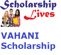 VAHANI Scholarship