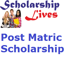 Post Matric Scholarship