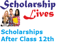 Scholarships After Class 12th
