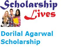 Dorilal Agarwal Scholarship