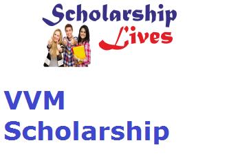 VVM Scholarship