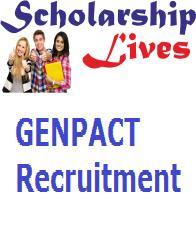 GENPACT Recruitment