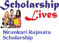 Nirankari Rajmata Scholarship
