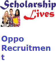 Oppo Recruitment