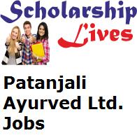 Patanjali Ayurved Ltd. Jobs