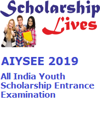 All India Youth Scholarship Entrance Examination