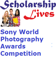 Sony World Photography Awards Competition