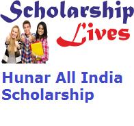 Hunar All India Scholarship