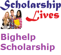 Bighelp Scholarship