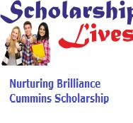 Nurturing Brilliance Cummins Scholarship