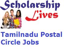 Tamilnadu Postal Circle Jobs