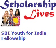 SBI Youth for India Fellowship