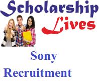Sony Recruitment