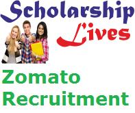 Zomato Recruitment
