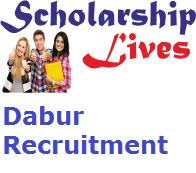 Dabur Recruitment