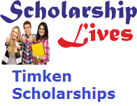 Timken Scholarships