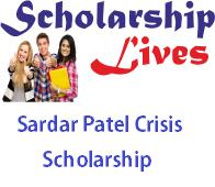 Sardar Patel Crisis Scholarship