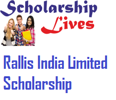 Rallis India Limited Scholarship