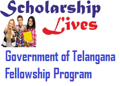 Government of Telangana Fellowship Program