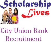 City Union Bank Recruitment